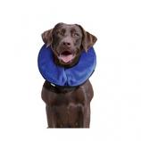 Kong License - Kong Cloud Inflatable Collar - Blue - Medium