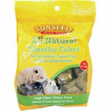 Sunseed Company - Sunseed All Natural Timothy Cubes - 16 Oz