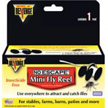 Bonide Products - Revenge No Escape Mini Fly Reel--1 Reel