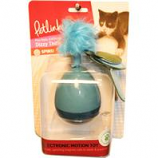 Worldwise  - Dizzy Thing Spinning Electronic Motion Cat Toy - Blue
