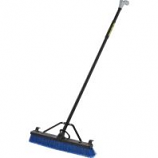 Zenith Innovations - Power Grip Standard Smooth Surface Pushbroom