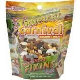 F.M. Browns - Pet - Tropical Carnival Farm Fresh Fixins Sa Treat - Fruit/Veggie/Seed Blend- 10 Oz