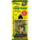 Zoo Med - Repti Lamp Stand -  Black 20 - 100 Gallon