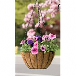 Panacea  - Growers Basket-Black-14 Inch