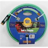 Swan - Soft And Supple Heavy Duty Hose-Green-75 Foot