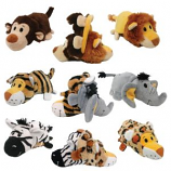 Ethical Dog - Flip A Zoo Wildlife Series - Assorted - 12 Inch