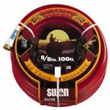 Swan - Farm And Ranch Pro 100 Hose-Red-100 Foot