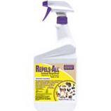 Bonide Products  - Shot-Gun Repels-All Animal Repellent Ready To Use--1 Quart