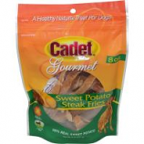 Ims Trading Corporation - Cadet Gourmet Sweet Potato Steak Fries - Sweet Potato - 8 Oz