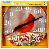 Headwind Consumer - Ezread Dial Thermometer Winter Cardinal--12.5 Inch