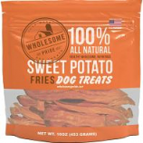 Petstages - Wholesome Pride Sweet Potato Fries - Sweet Potato - 16 Oz