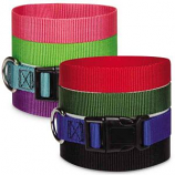 Guardian Gear - Adj Collar Basic - 6-10x3/8Inch - Red