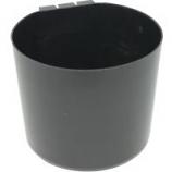Animal Supplies International - Coop Cup - Black - 64 Oz