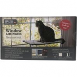K&H Pet Products - Creative Solutions Window Lounger - Natural - 12Inx23In