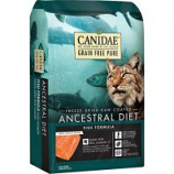 Canidae - Pure - Canidae Pure Ancestral Raw Coated Cat Dry Food - Fish - 5 Lb