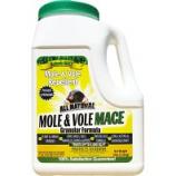 Natures Mace - Mole Repellent Granular - 5 Lb