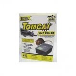 Motomco - Tomcat Rat Killer Disposable Bait Station-4 Ounce