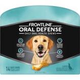Petiq - Frontline Oral Defense Daily Oral Health Chews - Lg/14 Count
