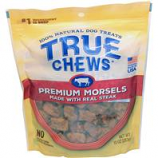 Tyson Pet Products - True Chews Premium Morsels-Steak-10 Oz