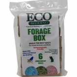 Fibercore - Eco-Bedding Eco Forage Pack - Assorted - 6 Pack
