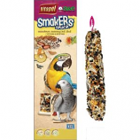 A&E Cage Company - A&E Treat Stick Parrot Twin Pack - Nut - 2 Pack