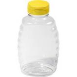 Miller Mfg  - Little Giant Plastic Honey Jar  - 16 Ounce