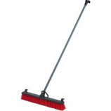 Zenith Innovations - Power Grip Standard Rought Surface Pushbroom