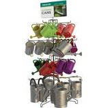 Panacea  - Top Watering Can Loaded Display-Assorted-40 Piece