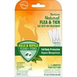 Tropiclean - Tc Natural Flea & Tick Cat Spot On - Orange - 3 Pack