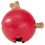 Kong License - Kong Biscuit Ball 2.75 Inch - Small