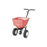 Earthway Products  - Commercial Broadcast Spreader - Red - 100 Lb Hopper