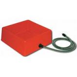 Farm Innovators  -  Heated Square Pet Bowl - Red - 60 Watt