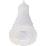 Tuff Stuff Products - Nipple - Clear - Small