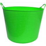 Tuff Stuff Products - Flex Tub - Green - 7 Gallon