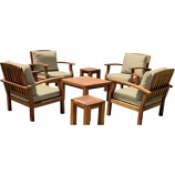 Landmann USA - Buckingham Chat Furniture Set