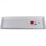 Novelty Mfg -Countryside Flowerbox Tray-White-24 Inch