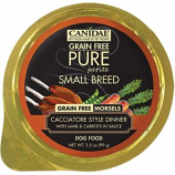 Canidae-Pure - Petite Small Breed Morsel Wet Food - Lamb/Carrots - 3.5 Oz
