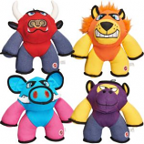 Ethical Dog - Beefy Brutes Plush Toy - Assorted - 10 Inch