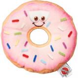 Ethical Dog - Fun Food Donut Plush Toy - Assorted - Medium