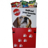Ethical Dog - Fun Food Chips Assorted Dump Display - Assorted - 63 Piece