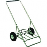 Tuff Stuff Products - Foldable Muck Cart - Grey - 300  Lb