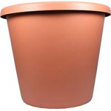 Myers Industries L&Ggroup - Classic Pot For Plantings - Clay - 24 Inch