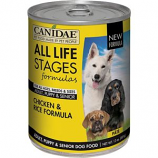 Canidae- All Life Stages - Formula Can Dog Food - Chicken/Rice - 13 Oz