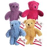 Zanies - Berber Bear - 8.5Inch - Blue