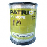 Tru - Test . - Patriot 6 - Strand Polirope - White - 660 Foot