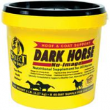 Richdel - Dark Horse Nu-Image Hoof & Coat Support For Horses - 5 Pound