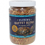 Flukers - Buffet Blend Aquatic Turtle Formula - 12 oz