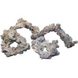 Caribsea - Life Rock Shapes - Natural Corral - 20 Lb