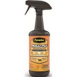 Pyranha Incorporated - Nulli - Fly - Black - 1 Quart