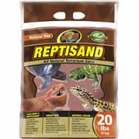 Zoo Med - Reptisand Natural Terrarium Sand-Natural Red-20 Pound